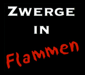 Zwerge in Flammen